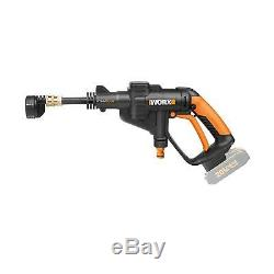 Portable Pressure Cleaner Water Washer Jet Wash Power Cleaning Hose Cordless Car