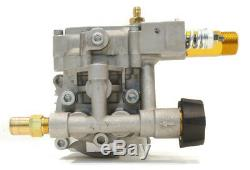 Power Pressure Washer Water Pump for Excell Devilbiss ZR2800, D2400H, D2400H-1
