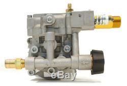 Power Pressure Washer Water Pump for John Deere HR-2500GH & HR-2700GH LP020383