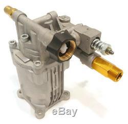 Power Pressure Washer Water Pump for Ridgid Blackmax Generac Husky Honda Engines