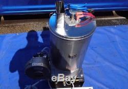 Pressure Washer Van Mount Hot Box Water Steam Boiler 240 Volt 250 Bar @ 25ltrs
