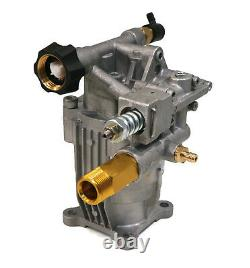 Pressure Washer Water Pump for Excell Devilbiss 2020CWVB, 2020CWVB-1, 2004CWHG