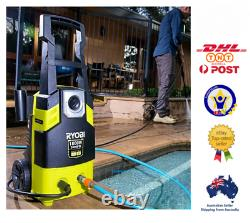 Ryobi 1800W 2000PSI High Pressure Washer Water Blaster Cleaner & Accessory Kit