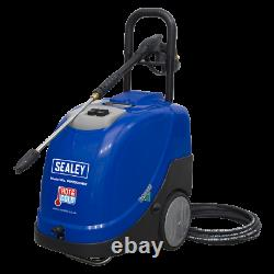 Sealey PW2000HW Hot Water Pressure Washer 135bar 230V SWS21