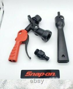Snap on 3/4'' connector pressure AIR/WATER jet washer DRY or PRESSURE WASH new