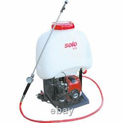 Solo 433 Petrol Backpack Chemical and Water Mist Sprayer 23l