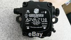 Suntec Fuel Pump model #A2VA-7116 for Hot Water Pressure washers
