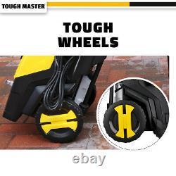 Tough Master Electric Pressure Washer 160 Bar Water Wash Patio Car