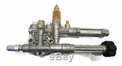 Troy Bilt Replacement PUMP HEAD for Power Pressure Power Water Washers RMW2.2G24