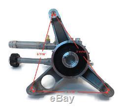Vertical AR POWER PRESSURE WASHER WATER PUMP 2400psi 2.2gpm AR-RMW22G24-EZ-SX
