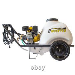 Waspper 3400 PSI 196 CC Portable Pressure Washer With 30 Gal. Water Tank