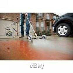 11 Po. Laveuse À Pression Balai D'eau Nettoyage En Surface Pulvérisateur À Pont