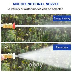 12v/24v 120-200w Rechargeable Haute Pression Electric Car Washer Gun Water Spray