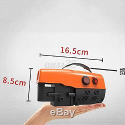 12v Haute Pression Nettoyeur De Lavage Accueil Portable Sans Fil Car Wash Water Gun