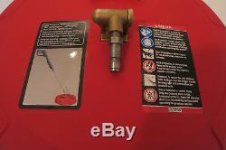 15 Surface Fixation Cleaner Pour Alimentation Pression D'eau Laveuse Jusqu'à 3300 Psi