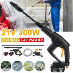 21vgun De Lavage Haute Pression Tuyau De Pulvérisation D'eau Buzzle Power Cleaner Car Garden Nouveau