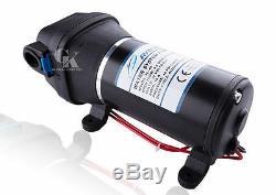 220 V Auto-amorçage Pompe À Membrane 2.8bar, 4.5gpm Agricole Spraying Pompe À Eau