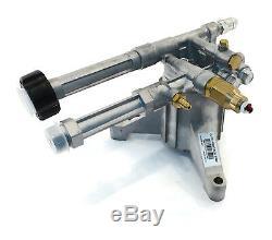 2400 Psi Pression Ar Alimentation Lave Pompe A Eau 020359-0 020375-0 Brute