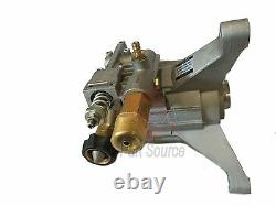 2700 Psi Pression Lasher Water Pump Brass Fit Excell Devilbiss Vr2300 Vr2400