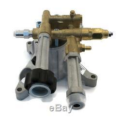 2800 Psi Amélioré Ar Alimentation Pression Lave Pompe A Eau Troy-bilt 020240 020240-0