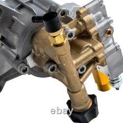2.2-2.5 Gpm 2500-3000 Psi Pompe De Lavage À Pression D'eau Pour 7/8 Arbre Vertical