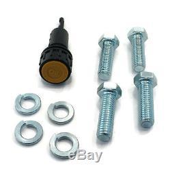 3000 Psi Ar Puissance Pression Lave Pompe A Eau Remplace Rkv4g37d-f24 1 Arbre