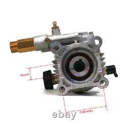 3000 Psi Power Pressure Washer Pump Water Driver Exwgc2225 -1 -2 -3 -4