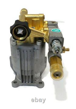 3000 Psi Power Pressure Washer Water Pump & Spray Kit Simpson Msh3125 Msh3125-s