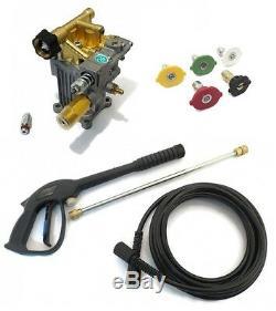 3000 Psi Pression Lave Pompe A Eau & Spray Kit Husqvarna 6026pw 6027pw Pw3100