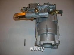 3000 Psi Pressure Washer Water Pump Excell Devilbiss 2203cwt 3/4 Shaft Free Key