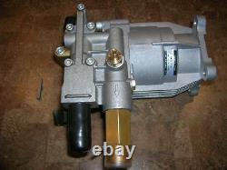 3000 Psi Pressure Washer Water Pump Excell Devilbiss Xc2800 3/4 Shaft Free Key