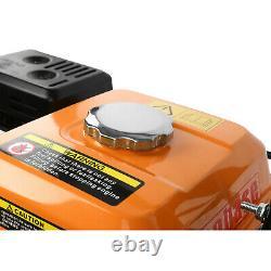 3000-psi 9lpm Eau Froide Gaz Alimenté Lave-pression Résidentielle 7 HP 4-stroke