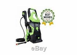 3000psi Haute Puissance Électrique Eau Plus Propre Laveuse À Pression 1.8gpm Machine 1800 W