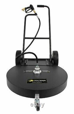 30 Nettoyeur De Surface Plat Eau Froide Chaude Laver À Pression Électrique Concrete Driveway