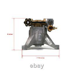 3100 Psi Amélioration De La Pression De L'eau De Lavage Troy-bilt 020292-3 020292-4