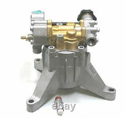 3100 Psi Upgraded Pressure Washer Water Pump For Generac 580.768340 & 580.768341