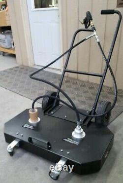 36 Surface Cleaner Plat Pression Chaud Froid Puissance Eau Washer Allée De Béton