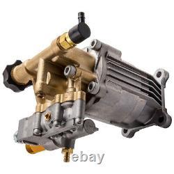 3/4 Arbre 2.2-2.5 Gpm 3000-3200 Psi Pompe À Lave-eau Froide