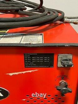 Alkota 4308 3.5 Gpm D'occasion @ 3000 Psi Lave-vaisselle Électrique À Pression D'eau Chaude 3ph 460v