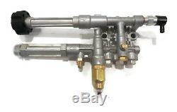 Ar Laveuse À Pression Pompe Montage De La Tête Avec Dechargeur Ar42940 Pour Rondelles Srmw2.2g26