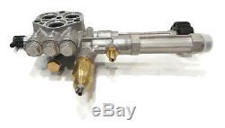 Briggs Complète Tête De Pompe Avec Dechargeur Ar42940 Srmw2.2g24 Laveuses À Pression Électrique