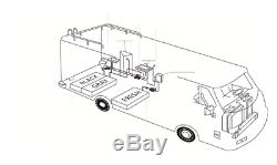 Caravane / Rv / Marine / Pompe Auto Amorçage Bâteau Diaphragme 20 L / Min 5,5 Gpm 60 Psi
