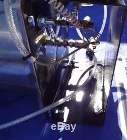 Chaudière À Vapeur Pour Eau Chaude De Boîte Chaude De Monteur De Fourgonnette De 240 Volts 250 À 25ltrs