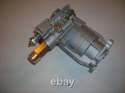 Coleman Powermate Pw0872400 3000 Psi Power Pression Washer Pump Free Shaft Key