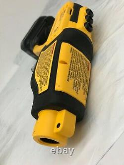 Dewalt Dcpw550b 20v 550 Psi 1.0 Gpm Cordless Electric Power Cleaner Gr
