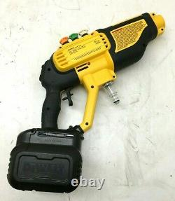 Dewalt Dcpw550b 20v 550 Psi 1.0 Gpm Cordless Electric Power Cleaner Gr M
