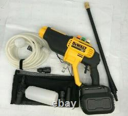 Dewalt Dcpw550b 20v 550 Psi 1.0 Gpm Cordless Electric Power Cleaner Ln