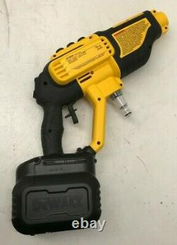 Dewalt Dcpw550b 20v 550 Psi 1.0 Gpm Cordless Electric Power Cleaner Vg M