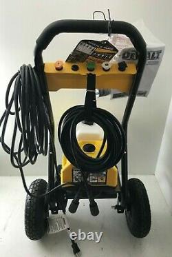 Dewalt Dwpw2400 13 Amp 2400 Psi 1,1 Gpm Laveur À Pression D'eau Froide, Gr M