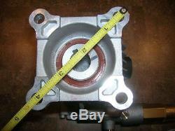 Dewalt Dxpw3425 3000 Psi Nettoyeur Haute Pression Pompe 3/4 Arbre Nouveau De Key